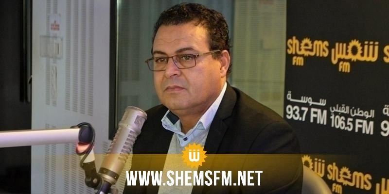 زهير المغزاوي: 'الجملي أكد حرصه على تقديم تشكيلة الحكومة للبرلمان الأسبوع القادم'