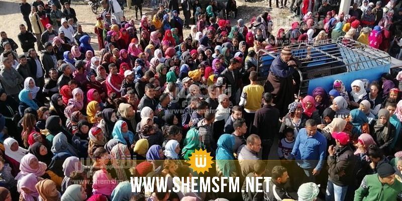حادث عمدون: تشييع جنازة الأختين سوسن وإيمان الخلايفي إلى مثواهما الأخير