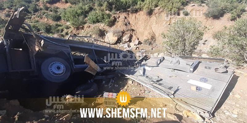 حادث عمدون: وزارة الداخلية تنفي إنتماء صاحب وكالة الأسفار إلى مصالحها