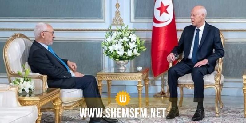 في لقاء رئيس الجمهورية ورئيس البرلمان: دعوة للإسراع بتكوين الحكومة
