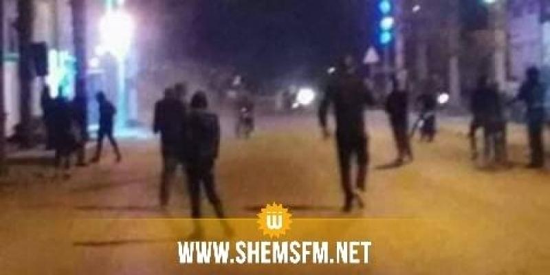 سيدي بوزيد - جلمة: تواصل الإحتجاجات