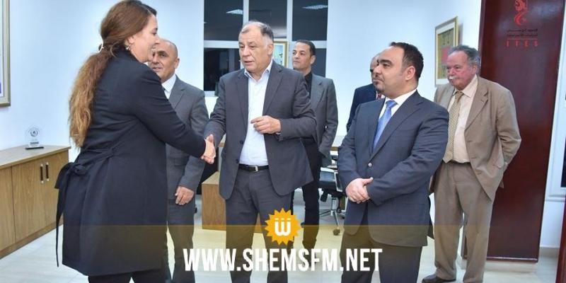 تعيين سامي بن جنات مديرا عاما للمعهد التونسي للدراسات الاستراتيجية