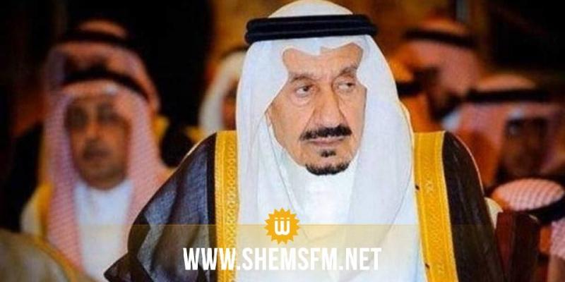السعودية: وفاة الأمير متعب