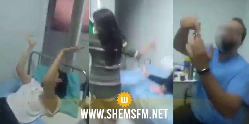 بعد رواج فيديو: فتح تحقيق ضد 3 أطباء متربصين بمستشفى شارل نيكول