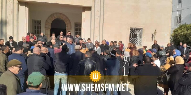 باجة: محتجون يرفضون استقالة الوالي ويطالبون بعدم قبولها