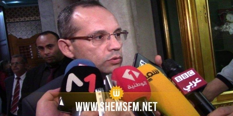 وزير الداخلية: سيتم توسيع غرف الاحتفاظ ببوشوشة