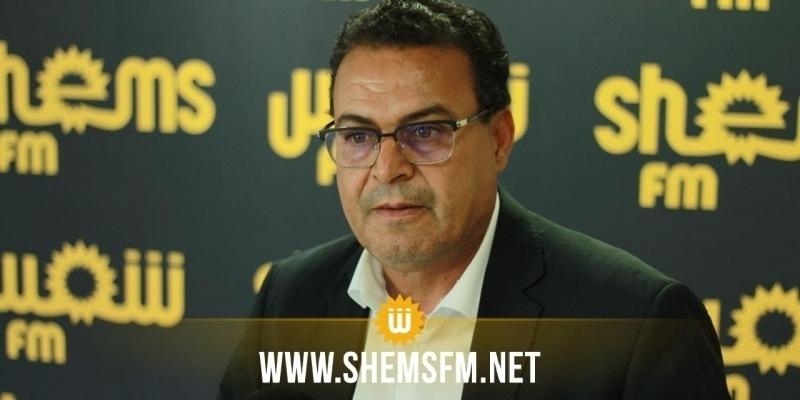 زهير المغزاوي يدعو وزير الداخلية للتوقف عن قمع المتظاهرين في جلمة