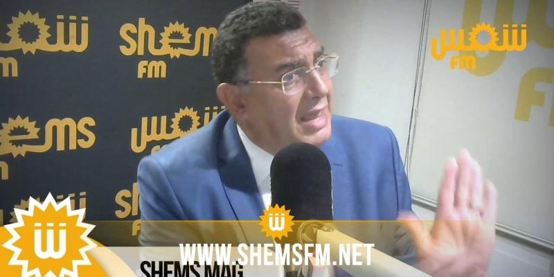 عياض اللومي:'مشروع قانون المالية التكميلي 2019 قنبلة موقوتة ستنفجر في وجه الحكومة المقبلة'