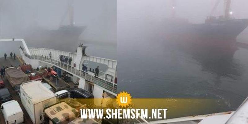 توقف 'لود قرقنة' وسط البحر: مسافر يروي بعض التفاصيل