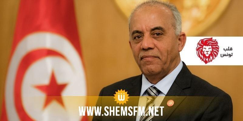 الجملي يؤكد 'إنفتاحه على الخبرات التي لا تنتمي لقلب تونس وتتميز بنظافة اليد والكفاءة والنجاعة'