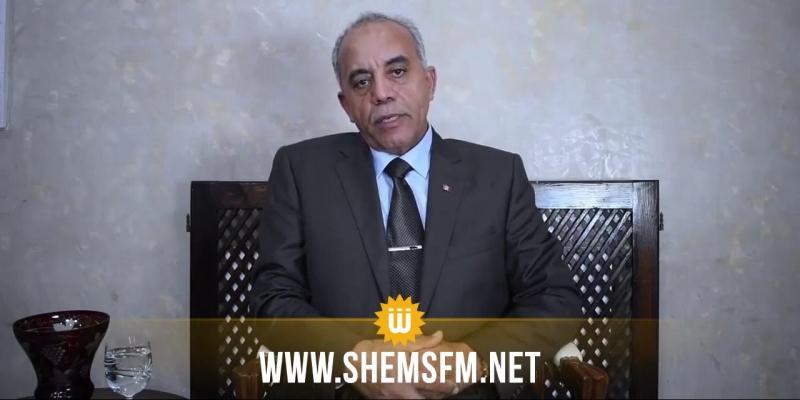 الحبيب الجملي يقدم بعض التفاصيل حول تصوره لإعادة هيكلة رئاسة الحكومة