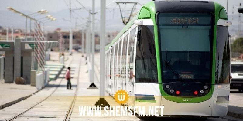 La ligne 4 du métro sur une seule voie entre les stations Bouchoucha et Saïdia