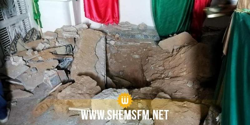 سبيبة: الاعتداء على ضريح الولي الصالح 'صالح السماتي'