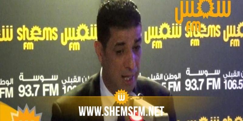 طارق الفتيتي:'الحبيب الجملي رجل  مُلم بالشأن العام لديه توجهات لن يحيد عنها'