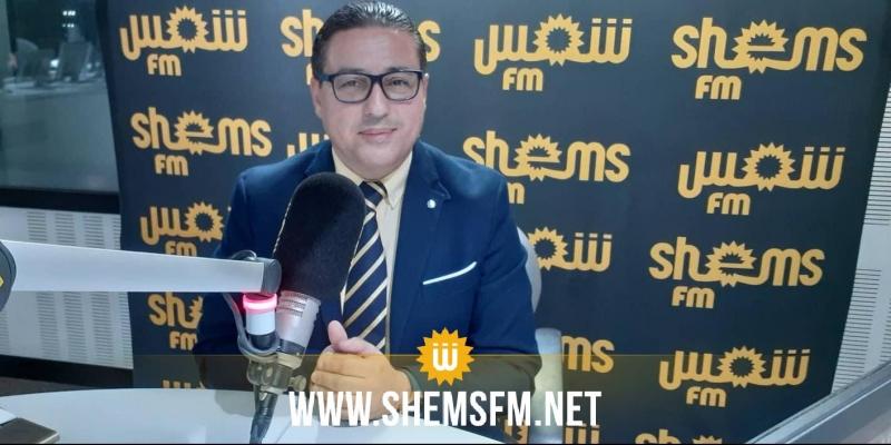 هشام العجبوني: 'النهضة وقلب تونس هما حزبان متشابهان ولهما نفس المفهوم للدولة'