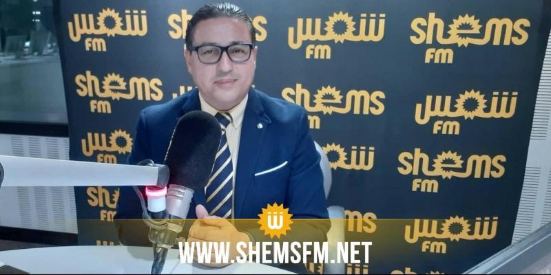 هشام العجبوني: 'قلب تونس سيشارك في الحكومة مع النهضة بشخصيات قريبة منه'