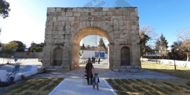 سليانة: إعادة تهيئة ساحة قوس النصر بمكثر بكلفة جملية تقدر بـ18 ألف دينار