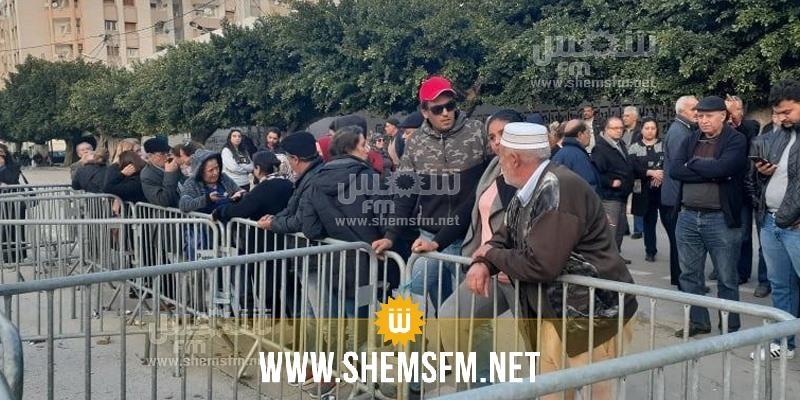 البرلمان: وقفة احتجاجية لمساندة نواب الحزب الدستوري الحر المعتصمين (صور)