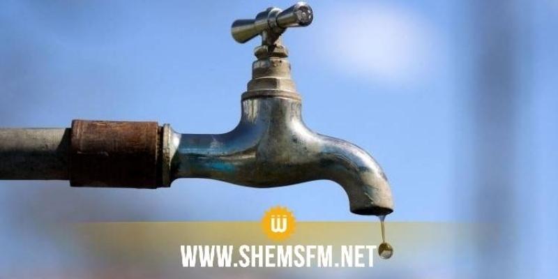 باجة: مجموعة من المواطنين تتسبب في اضطراب توزيع مياه الشرب بتبرسق