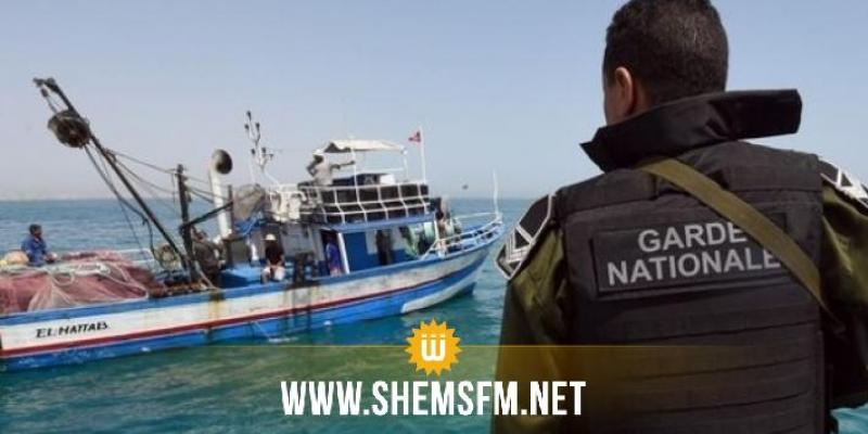 إحباط 3 عمليات اجتياز للحدود البحرية خلسة بنابل وصفاقس