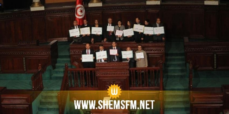 سمير ديلو لنواب الدستوري الحر: 'تخافون عبير موسي حتى عند إلقاء السلام'