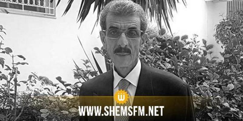 وفاة السفير والدبلوماسي السابق عمار لعماري