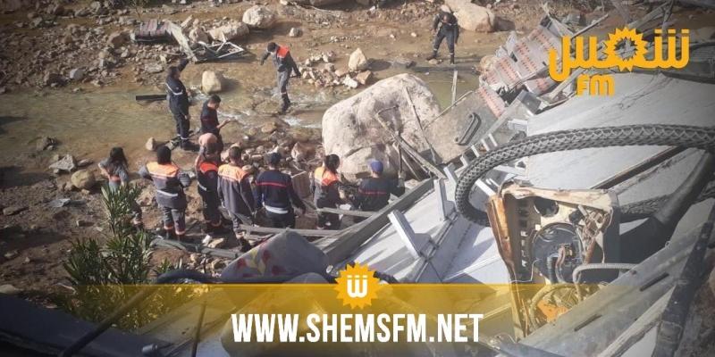 عائلات ضحايا وجرحى حادث عمدون يطالبون  بلقاء رئيس الجمهورية