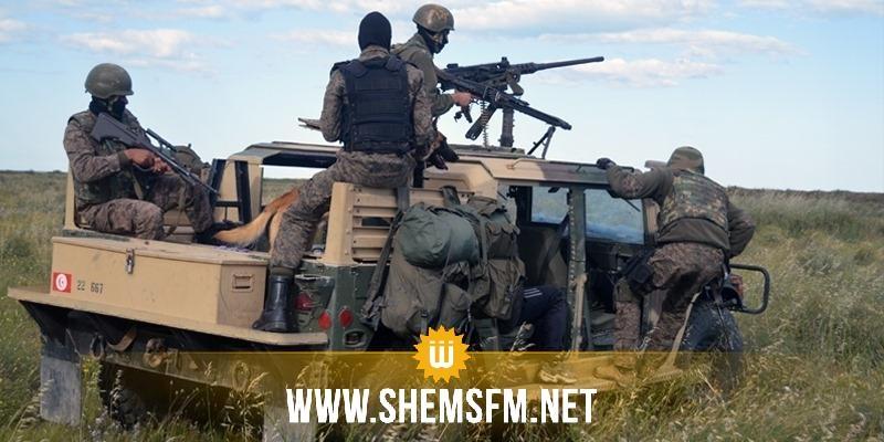 تطاوين: قوات الأمن والجيش تقوم بعمليات تمشيط واسعة بجبل الظاهر