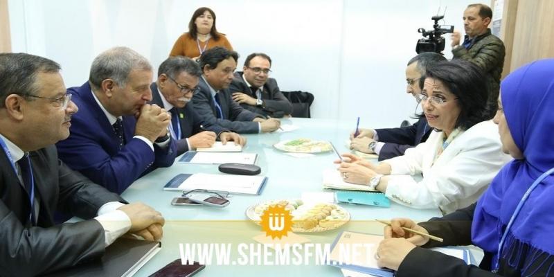 تونس والجزائر تتّفقان على إنجاز حديقة مشتركة على الحدود بين البلدين