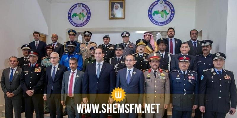 افتتاح أشغال المؤتمر 43 لقادة الشرطة والأمن العرب