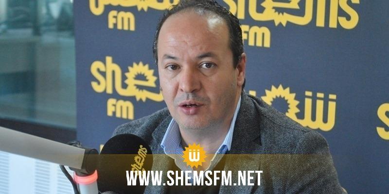 Hatem Mliki : 'Qalb Tounes est en train de former un front parlementaire'