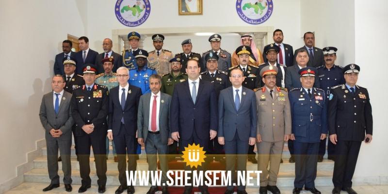 الشاهد: يجب التنسيق المكثف بين مختلف الدول العربية لمكافحة الظاهرة الإرهابية