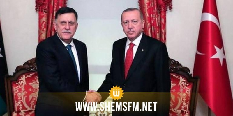 تركيا: الإتفاق الأمني مع ليبيا لا يشمل نشر قوات