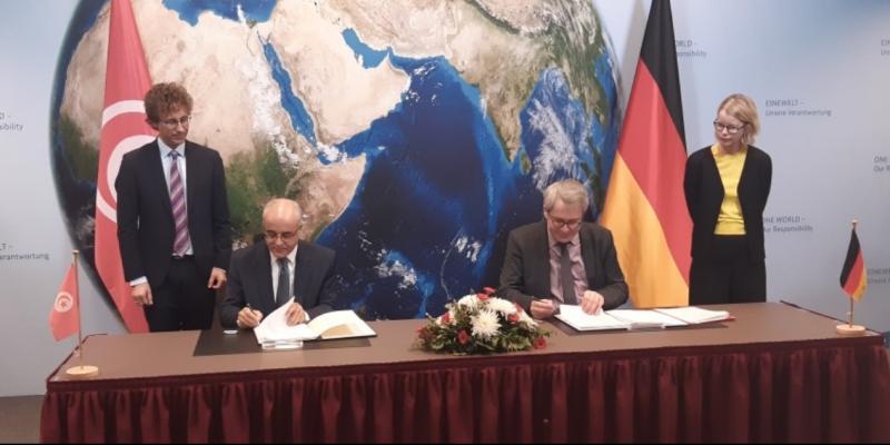 ألمانيا تمنح تونس اعتمادات إضافية بحوالي 951 مليون دينار