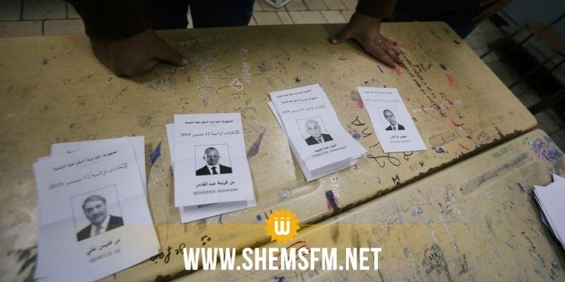 الجزائر:  مؤشرات أولية على تقدم عبد المجيد تبون
