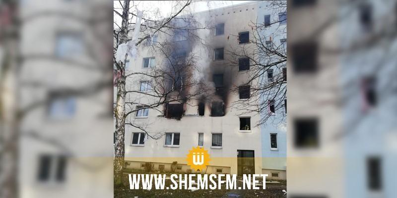 Une explosion secoue un immeuble dans l'est de l'Allemagne