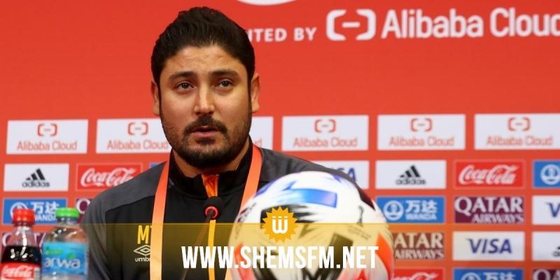 مجدي تراوي: 'هدفنا الإنتصار في مباراة الغد'