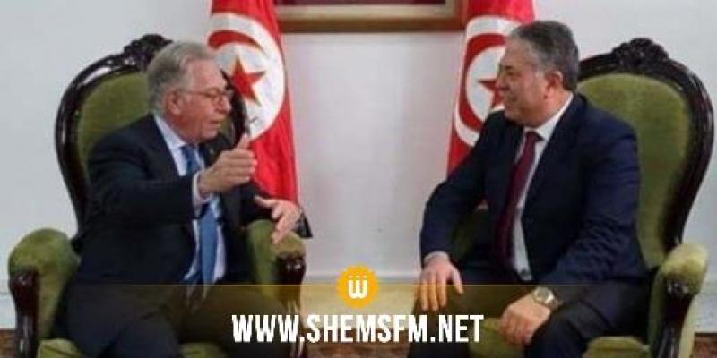 باش طبجي يبحث مع رئيس لجنة البندقية سُبل تعزيز التعاون في مجال الديمقراطية والقانون