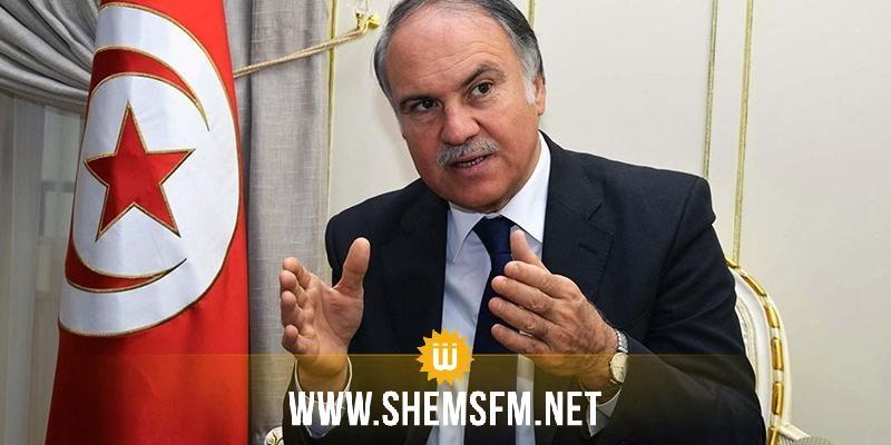 حاتم بن سالم وزيرا للتعليم العالي بالنيابة