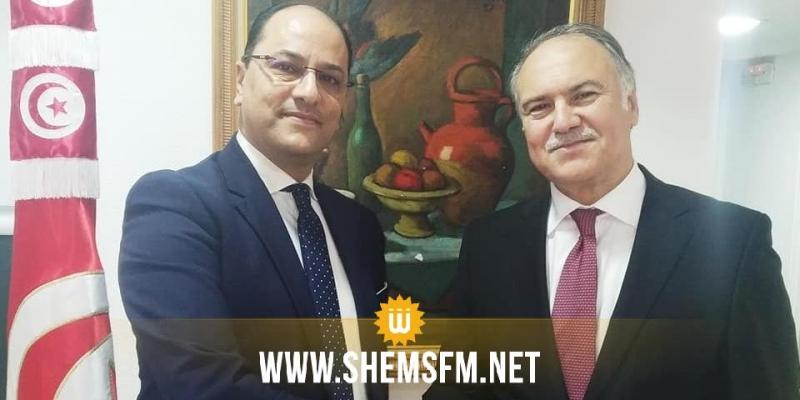 حاتم بن سالم يتسلّم مقاليد وزارة التعليم العالي