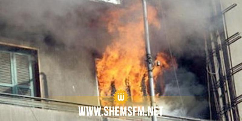 ماطر: مصرع شيخ جراء اندلاع حريق في منزله