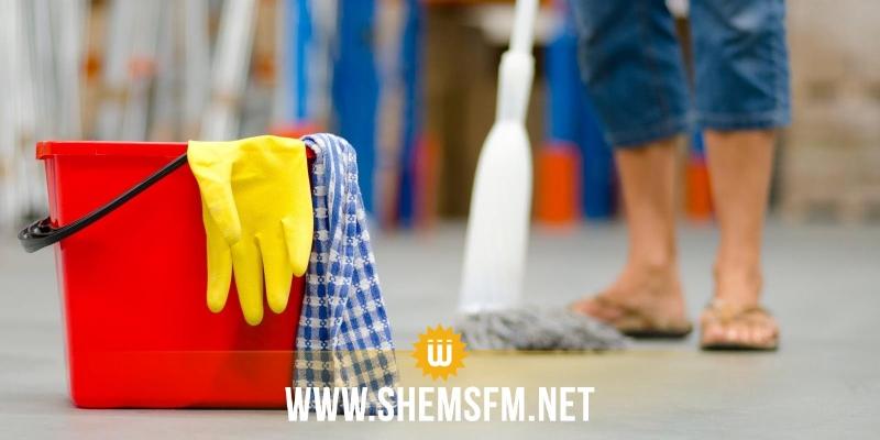 شركات التنظيف اليدوي والآلي تطالب بخلاص مستحقاتها المالية