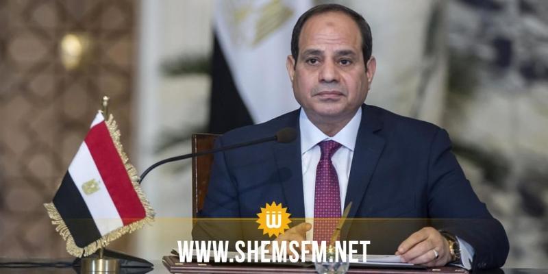 السيسي: 'الحكومة الليبية أسيرة الميلشيات المسلحة الإرهابية الموجودة في طرابلس'