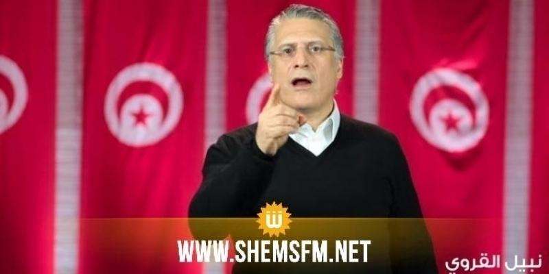 Karoui :'Nous ne sommes pas parvenus à un accord avec Ennahdha mais il n'y a aucune hostilité entre nous'