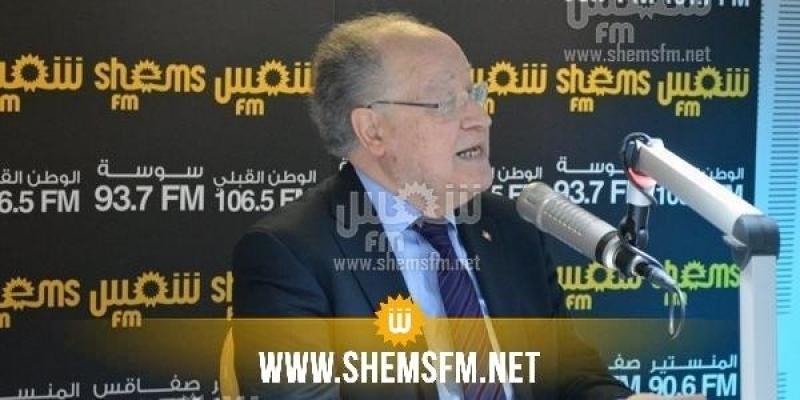 بن جعفر: إجراء انتخابات سابقة لأوانها أفضل لتونس من المُصادقة على حكومة غير مُتجانسة