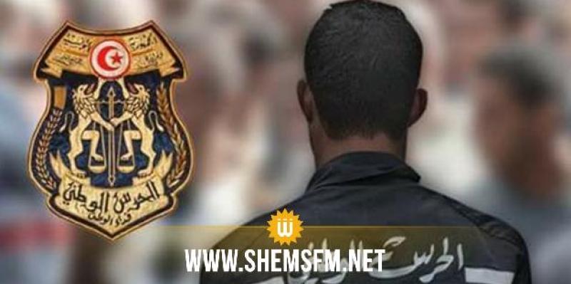 بنقردان: القبض على شخص بحوزته سلاح ناري وخراطيش