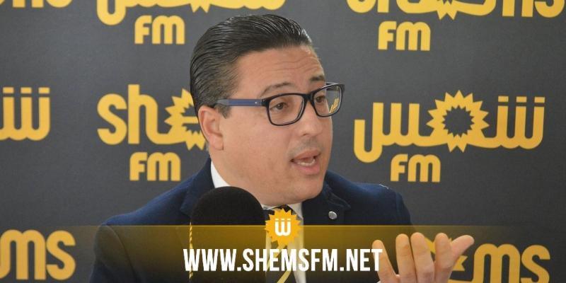 هشام العجبوني:'التيار الديمقراطي ضد أي شخصية مقترحة لرئاسة الحكومة من النظام السابق'