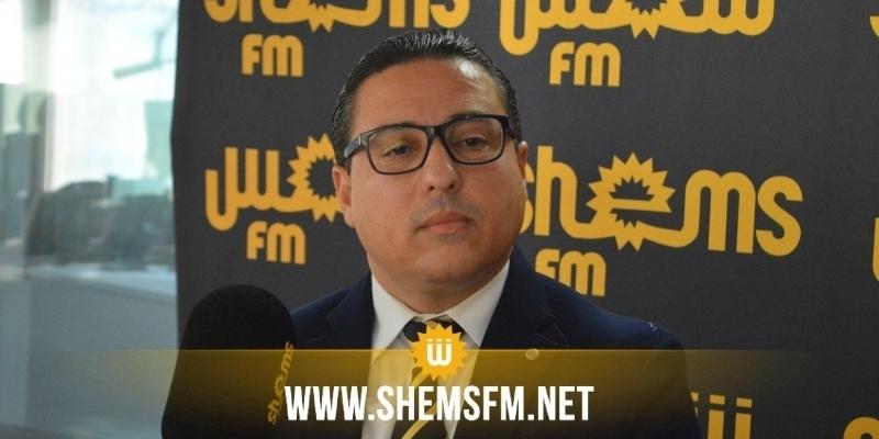 Hichem Ajbouni : 'le CD sera contre toute personne de l'ancien régime proposée au poste de Chef de gouvernement'