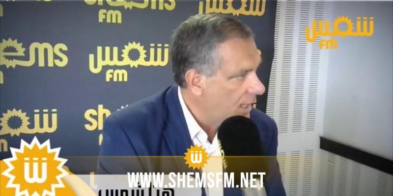 غازي الشواشي:'التيار الديمقراطي لا يعترض على إختيار إلياس الفخفاخ او المنجي مرزوق'