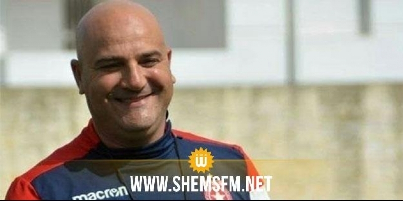 Rafik Mhamdi, nouvel entraîneur de la JSK
